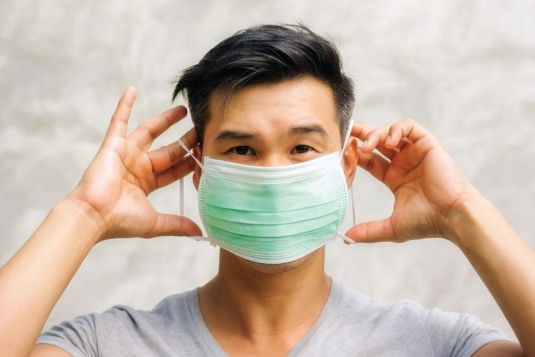 Wearing a medical mask is the most effective way to prevent COVID-19